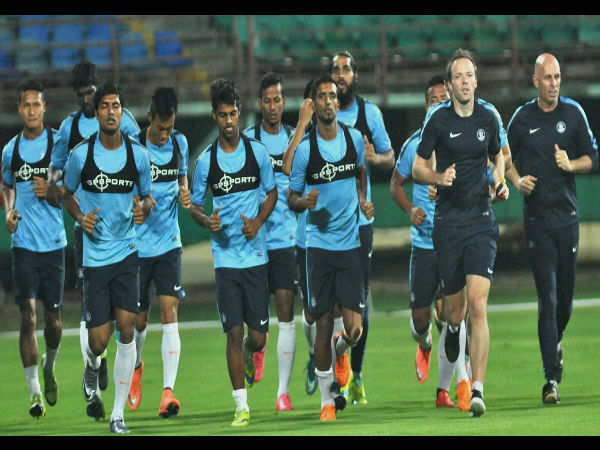 India football coach Constantine focussing on fitness for Laos match