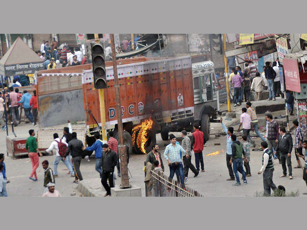 Jat riots: Committee submits report