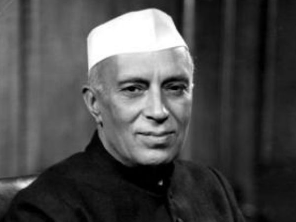 Reference to Nehru dropped from Raj book