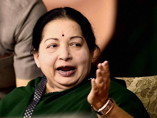 False campaigning by DMK defeated: Jaya