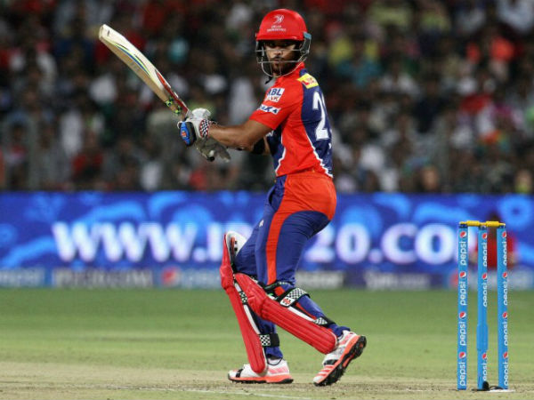 JP Duminy is the most experience middle order batter for Delhi.