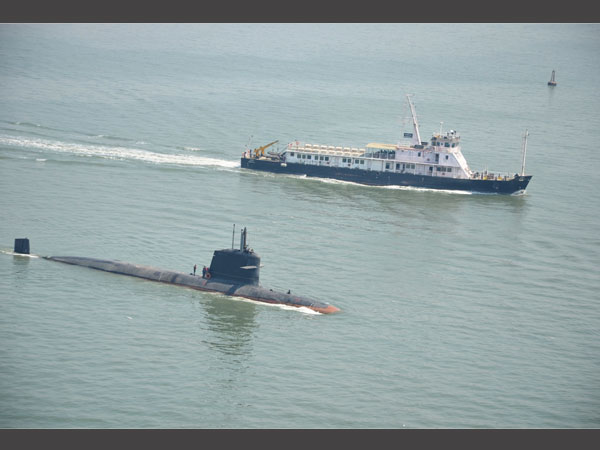 Scorpene submarine Kalvari: Explained