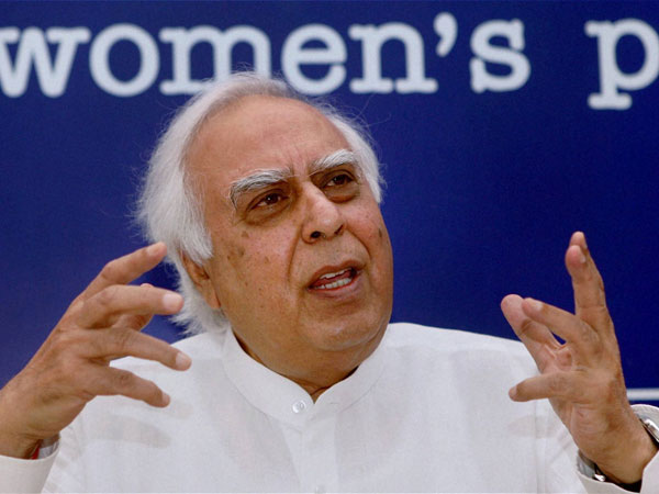 Sibal hits out at govt's celebrations