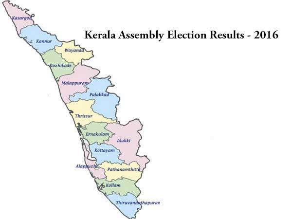 Left forges ahead in Kerala