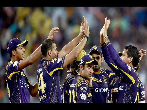 IPL 2016: KKR beat Sunrisers by 22 runs, march into play-offs