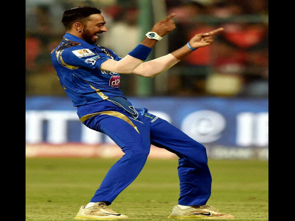 Krunal Pandya has emerged as a new star for Mumbai Indians