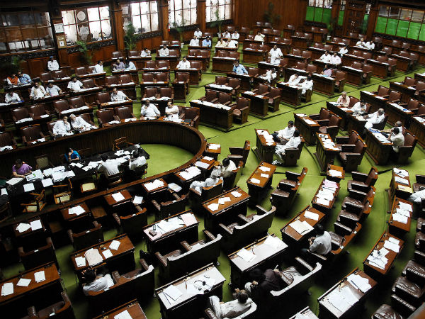 Congress walks out of Lok Sabha in protest against Centre's U'khand budget