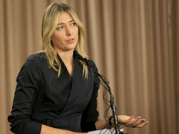'Maria Sharapova to be replaced from Olympic roster if ineligible'