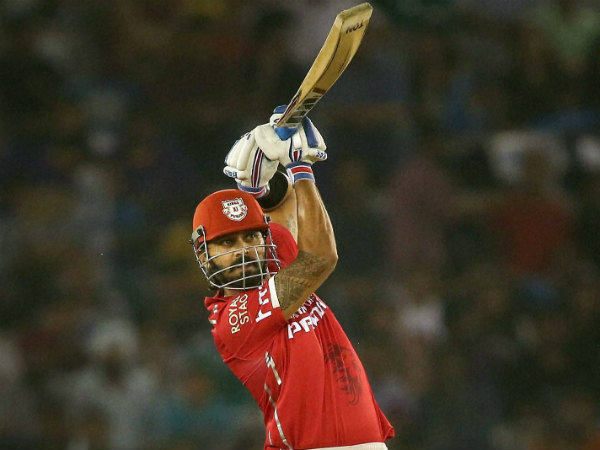 KXIP stun table toppers Gujarat Lions