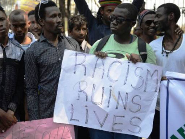 Racist attacks: Afro-phobia in India