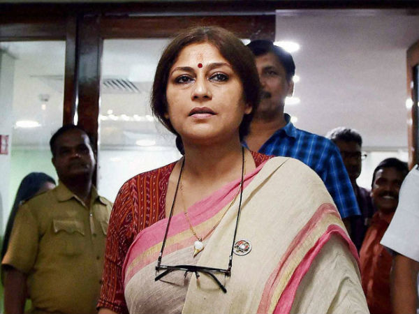Women activists call parties to take serious cognizance into Roopa Ganguly's rape remark