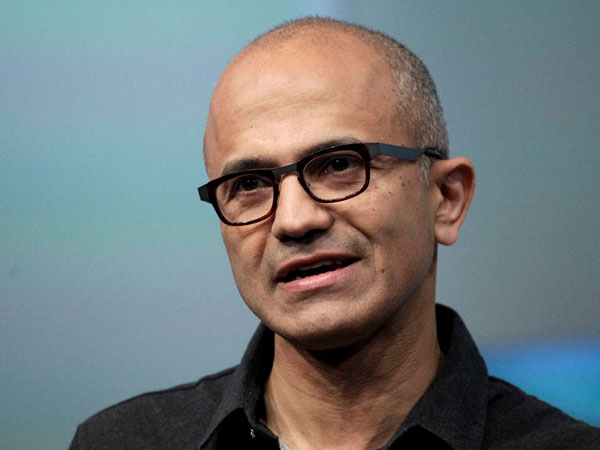 Nadella to visit India this month