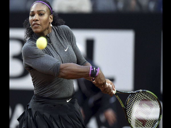 Serena Williams to take on Madison Keys in Italian Open final