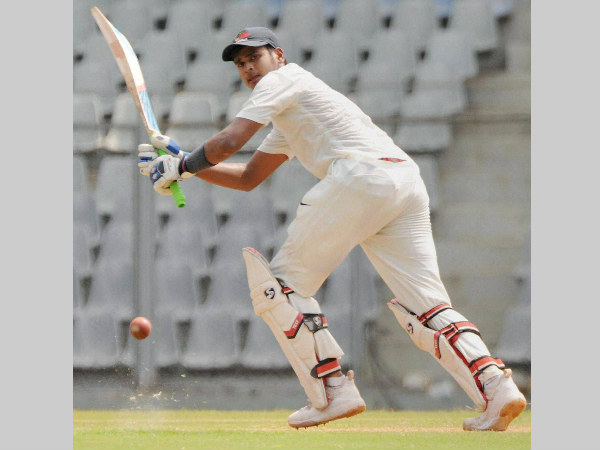 A file picture of Shreyas Iyer