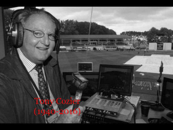Tony Cozier passes away: This is how cricket world mourned his death