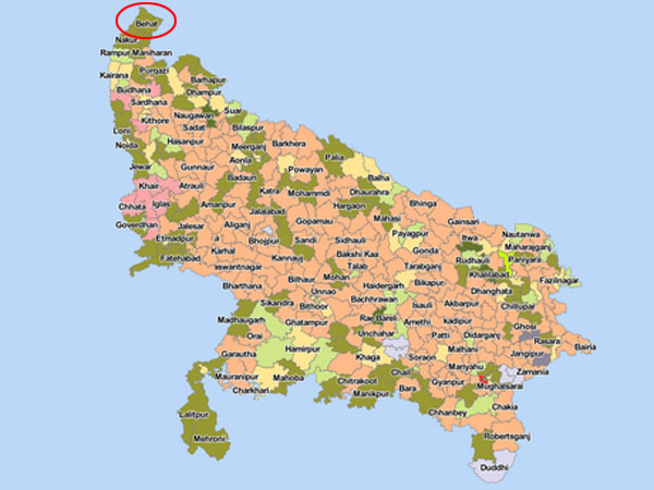 Know UP Assembly constituencies: BEHAT