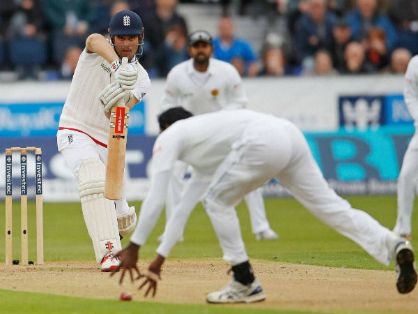 Record-breaker Alastair Cook leads England to series win against Sri Lanka