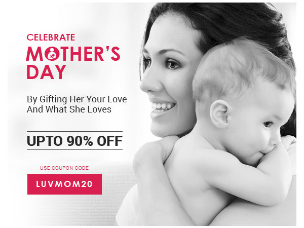 HAPPY MOTHERS DAY SPECIALS!