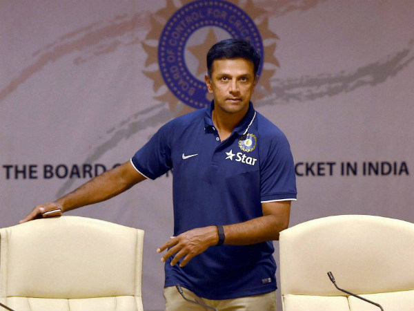 A file picture of Rahul Dravid