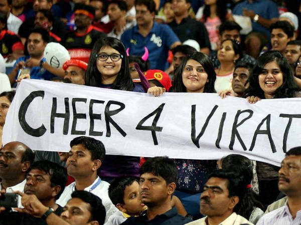 Fans are again hoping for big runs from RCB captain Virat Kohli