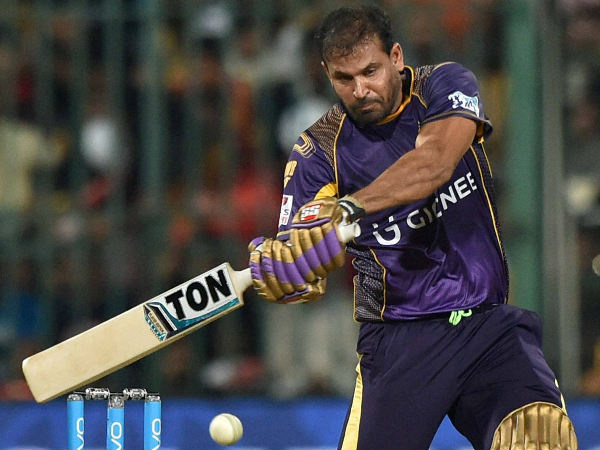 File photo: Yusuf Pathan hit 37 not out off 18 balls