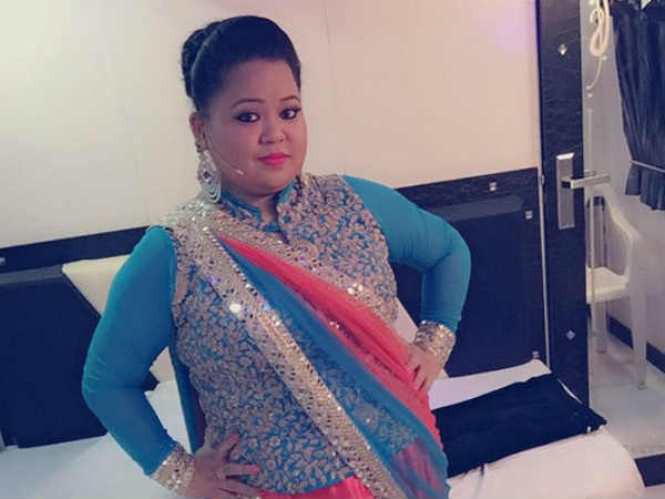 Comedian Bharti Singh hospitalised; suffered exhaustion attack.