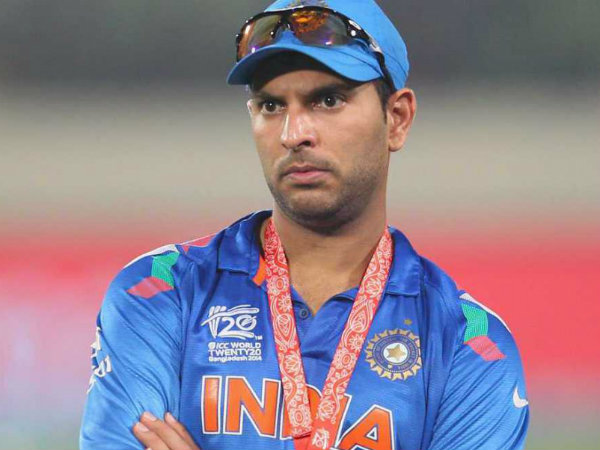 Know why Yuvraj Singh lost his cool.