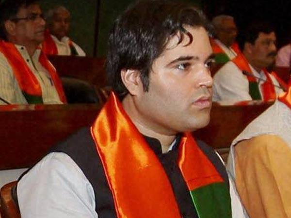 Varun Gandhi emerges as a poster boy in Allahabad.