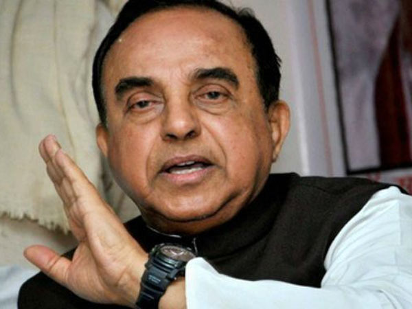 Subramanian Swamy is Modi's undeclared spokesperson: Congress.