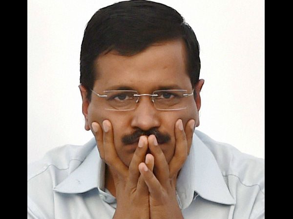 Modi government's vote share has dropped: Arvind Kejriwal.