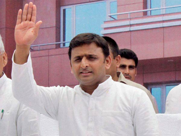 No displeasure over merger: Akhilesh