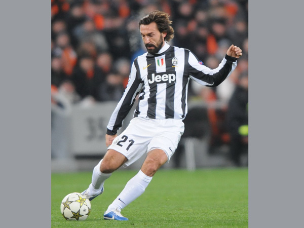 Andrea Pirlo says he is done with Italy