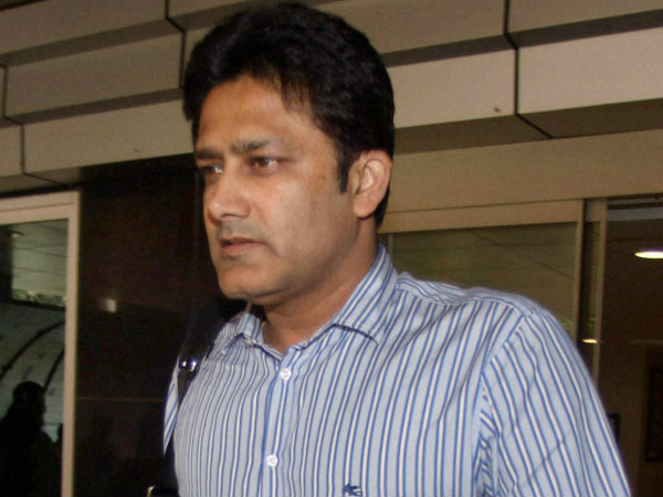 It's a great to be back in Indian dressing room in a different role: Anil Kumble
