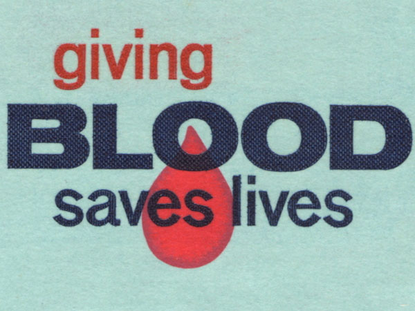 Giving Blood Saves Lives