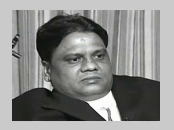 Charges framed against Chhota Rajan