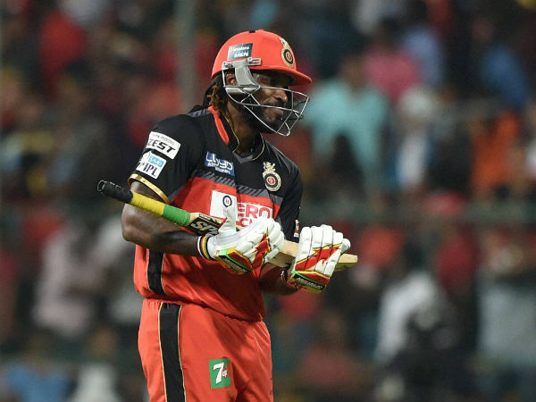 See pics: Chris Gayle shares adorable image with his newly born daughter