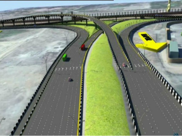 Dasna-Meerut 6 lane stretch approved
