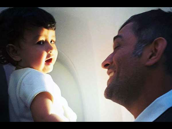 Break will help my daughter recognise her father: MS Dhoni