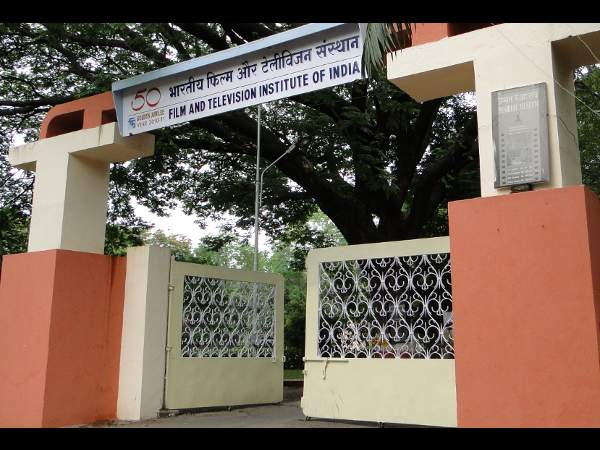 FTII students unhappy