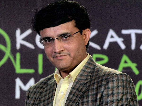 Won't mess up like I did while recommending Greg Chappell: Sourav Ganguly