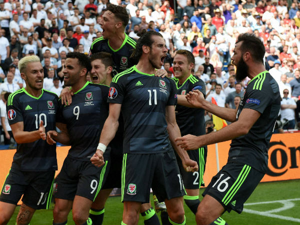 Euro 2016: England down brave Wales 2-1, move closer to quarters