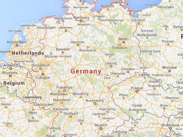 Over 50 hurt in lightning in Germany
