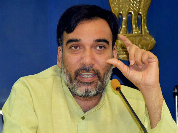 Gopal Rai may quit as Transport Minister