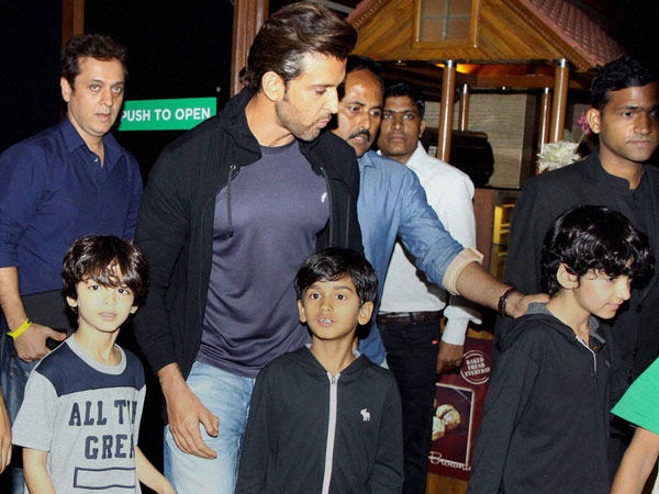 Hrithik Roshan Kids Missed The Istanbul Attack By An Inch