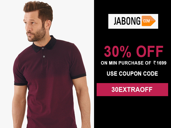 Are You Ready For This Exclusive From Jabong! Grab Extra 30% Off Use COUPON CODE