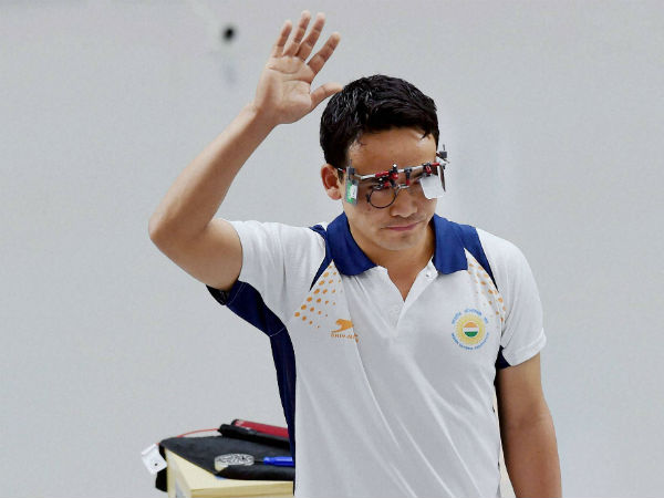 Jitu takes silver in 10m Air Pistol; Heena fifth in 25m at World Cup