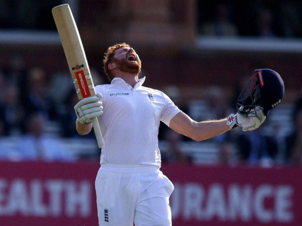 File photo: Jonny Bairstow was adjudged Man-of-the-match