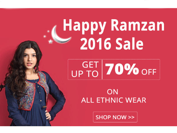 THE EID & RAMZAN SPECIALS!
