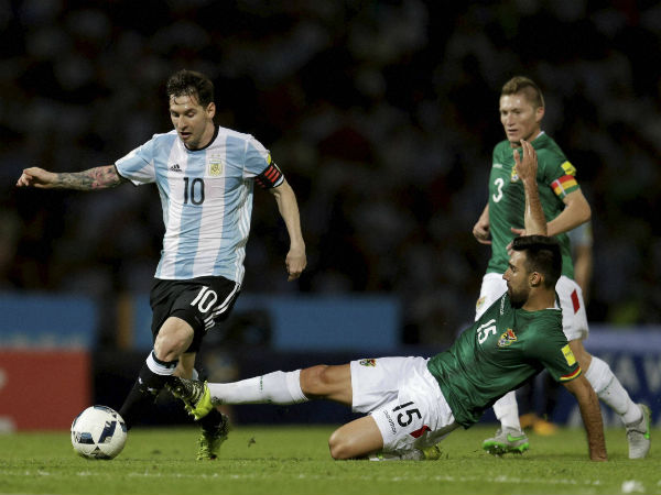 Lionel Messi could return for second Copa America game for Argentina: Coach