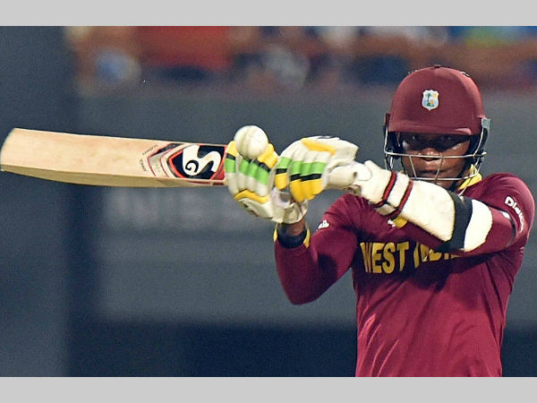 File photo: Marlon Samuels scored 92